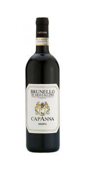 Brunello di Montalcino Riserva docg Capanna