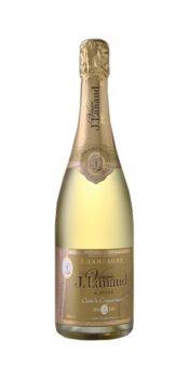 Champagne Cuvee de Cinquantenaire Blanc de Blancs Veuve J.Lanaud