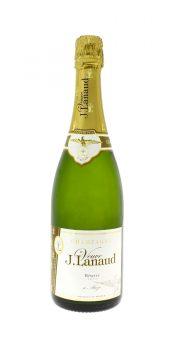 Champagne Cuvee de Reserve Brut Veuve J.Lanaud